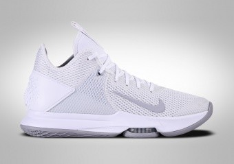 NIKE LEBRON WITNESS IV TEAM WHITE