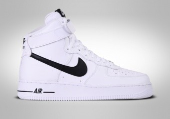 NIKE AIR FORCE 1 HIGH 07 AN20 WHITE/BLACK