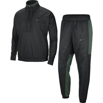 NIKE NBA MILWAUKEE BUCKS TRACKSUIT
