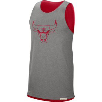 NIKE NBA CHICAGO BULLS STANDARD ISSUE REVERSIBLE TANK