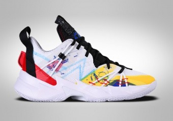 NIKE AIR JORDAN WHY NOT ZER0.3 SE PRIMARY COLORS R. WESTBROOK