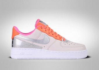 NIKE AIR FORCE 1 LOW LIGHT 3M WMNS OREWOOD BROWN