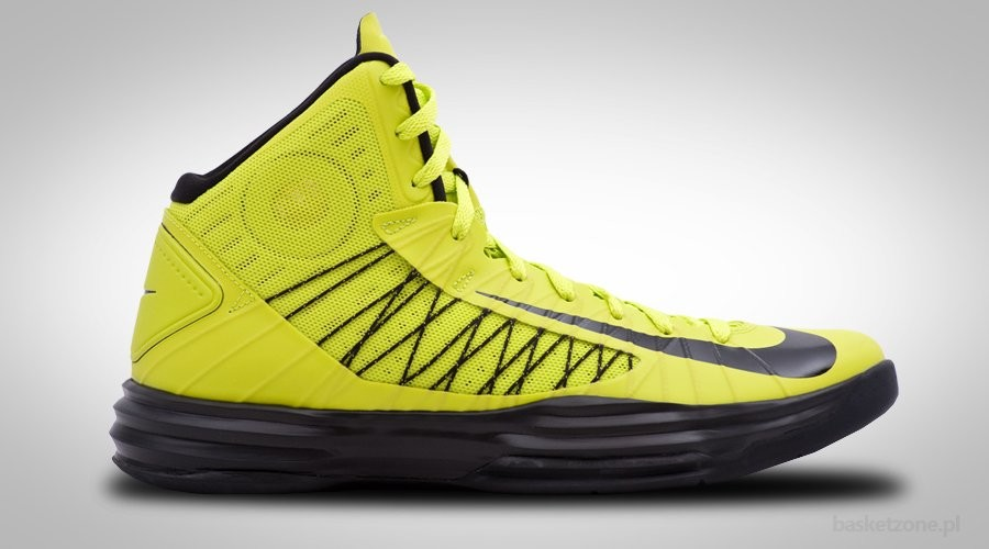 NIKE LUNAR HYPERDUNK 2012 ATOMIC GREEN LIMITED