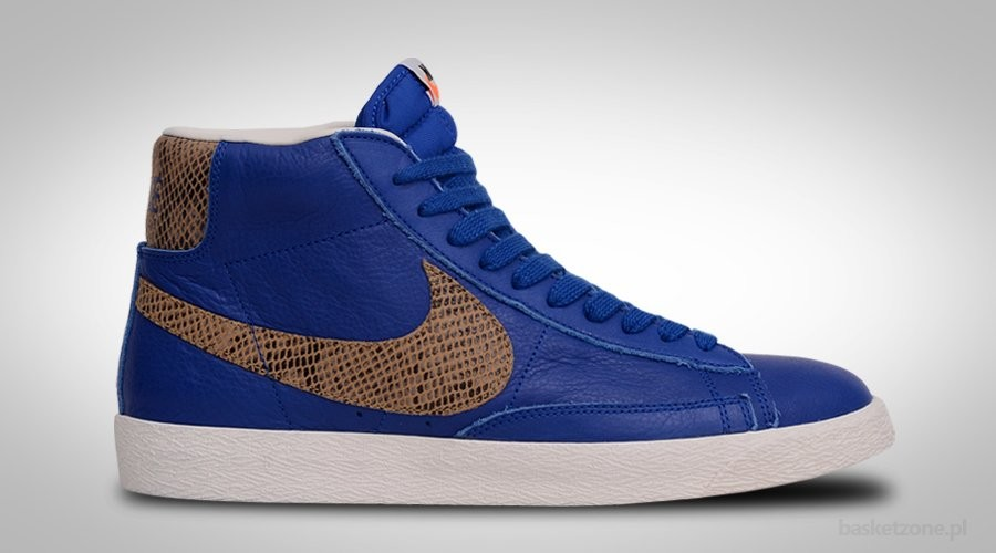 promo code 9a50c f619d NIKE BLAZER MID GAME ROYAL SNAKE PACK