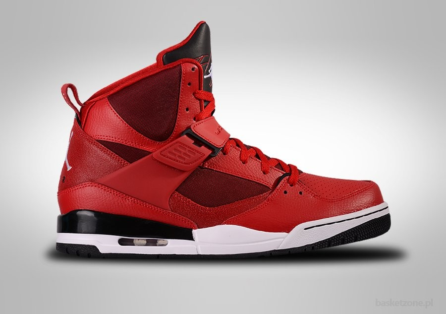 NIKE AIR JORDAN FLIGHT 45 BLOODY RED