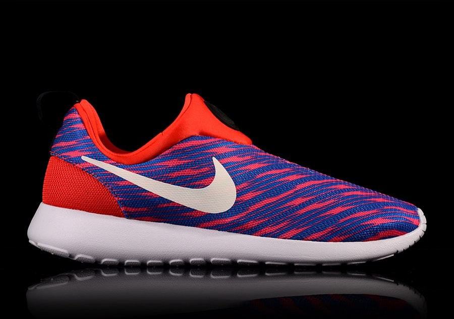 NIKE ROSHERUN SLIP ON GPX LIGHT CRIMSON