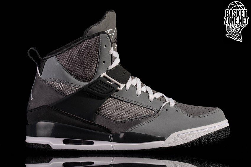 74da6260f23f96 ... get nike air jordan flight 45 high cool grey cf8d7 3f9b3 ...