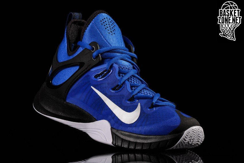 nike zoom hyperrev 2015 game royal blue demarcus cousins