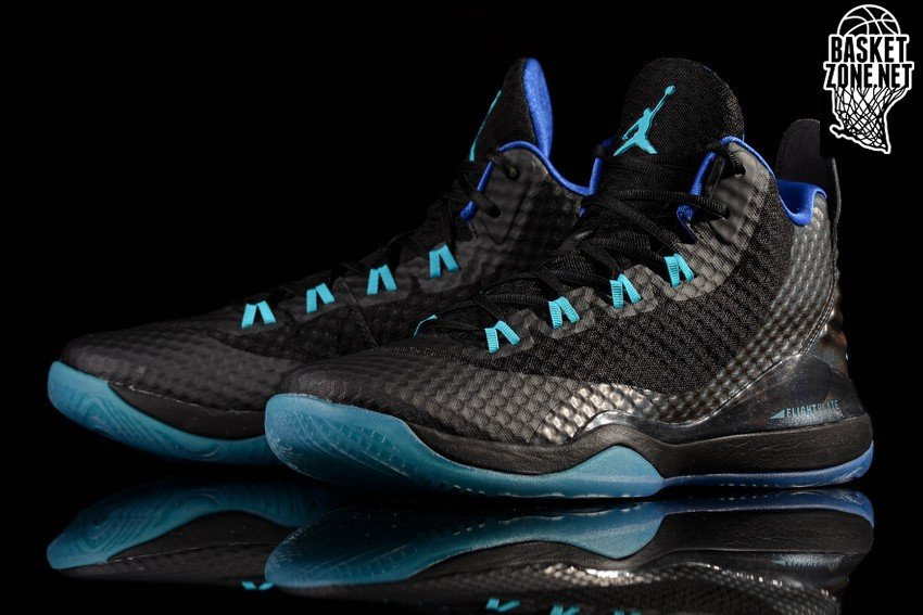 quality design a4124 5d967 ... usa nike air jordan super.fly 3 po black photo blue blake griffin 0ad00  83452