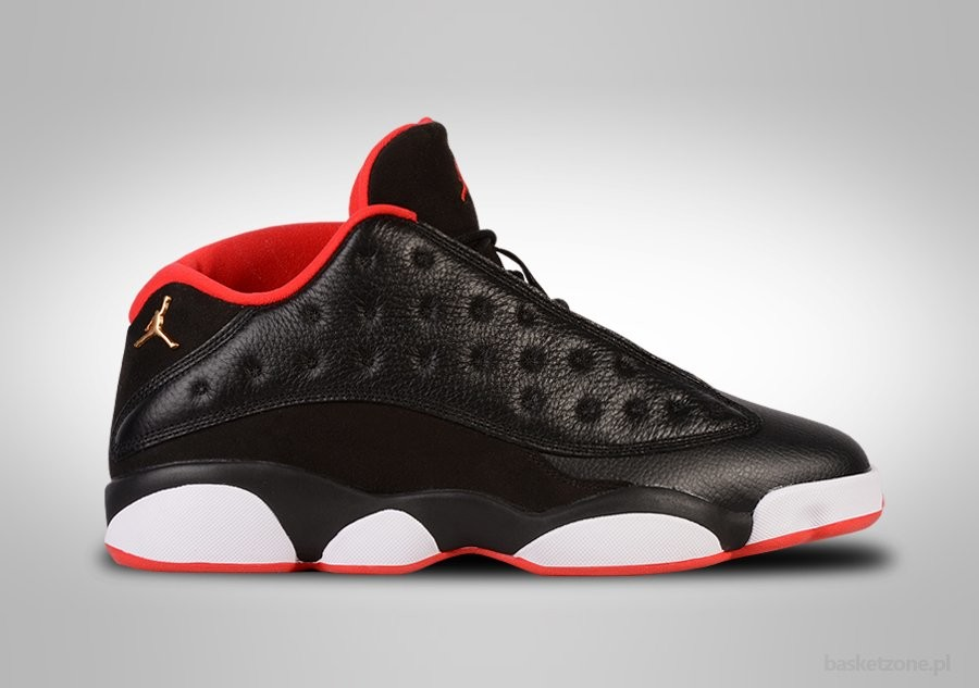NIKE AIR JORDAN 13 RETRO LOW BRED BG