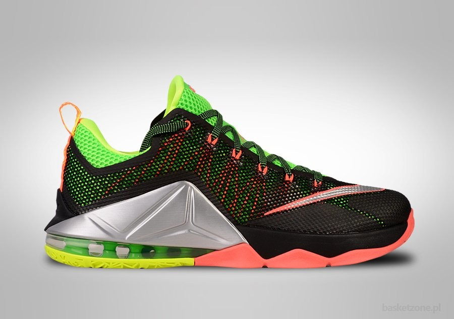 timeless design be806 a08d9 NIKE LEBRON XII LOW REMIX