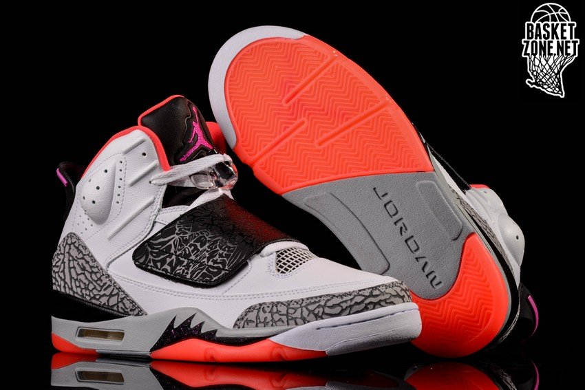 quality design 6ce22 9d98a ... new style nike air jordan son of mars hot lava 50c36 154e5